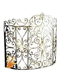 cast iron fireplace screen cast iron fireplace screens ornate fireplace screens fire screen a decorative wrought