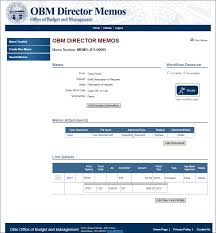 Processing Returned Memo Requests