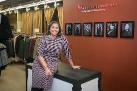 how dress for success ceo joi gordon gives women hope joi gordon ceo of dress for success in midtown manhattan on jan 14 2016 benjamin chasteen epoch times