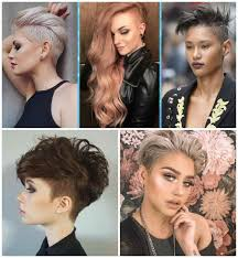 Coupe Cheveux Rasé Coté Femme Nos Looks Préférés