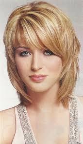 Medium Length Shagg Haircuts Round Face