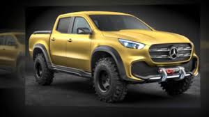 Compared to nissan, the difference is obvious. 2020 Mercedes Pickup Truck X Class 2020 Mercedes Benz Pickup Truck Buy A Car Youtube