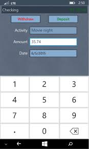Free Checkbook Ledger App Free Wiring Diagram For You