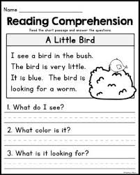 These reading comprehension worksheets will help your kids read and comprehend. Free Kindergarten Reading Comprehension Passages Set 2 Free Kindergarten Reading Reading Comprehension Kindergarten Kindergarten Reading Worksheets