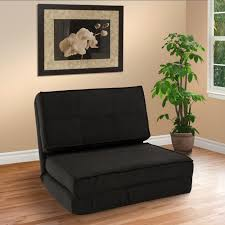 Flip Flop Chair Best Choice Products Convertible Sleeper Chair Bed Black