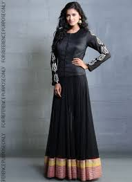 Black Frock Design 2018 Black Party Wear Dresses For Girls Latest Designs Style Pk