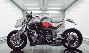 this bmw motorcycle is revamped into a mad max monster