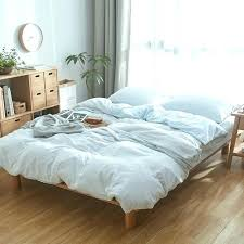 blue and beige bedding sets jersey knit duvet cover cotton soft jersey knitted bedding sets fresh