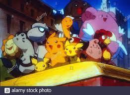 Pokemon 3: Der Film Gekijô-Ban poketo monsutâ: Kesshô-tô no teiô Jahr :  2000 Japan Regie : Kunihiko Yuyama Animation Stockfotografie - Alamy