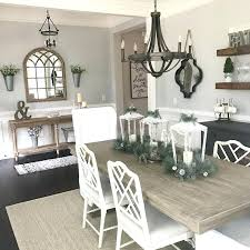 round chandelier farmhouse style best ideas only on part white dining table room with antique
