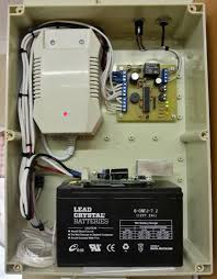picture of 12v 2a uninterruptible power supply