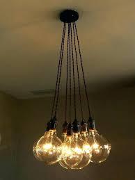 edison bulb pendant lighting. Edison Bulb Pendant Light New Lighting Twisted Wire Like Cable Multi .