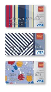 Wells Fargo Atm Card Designs