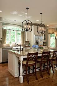 traditional kitchen lighting. white traditional kitchen dark cabinet pulls love the lanterns lighting