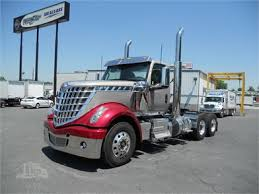 INTERNATIONAL LONESTAR Conventional Day Cab Trucks For Sale - 32 ...