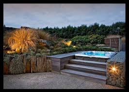 Small Picture Design Garden Landscapes Dunedin Landscapers gardeners swimming