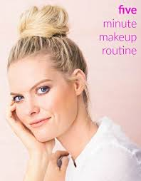 a few simple techniques can help you create a faster easier morning makeup routine pro tip start by looking for lighter makeup formulas