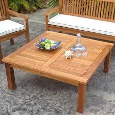 teak side table outdoor teak coffee table small outdoor teak side table
