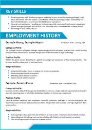 Electrician Resume Sample Templates Format Master Template