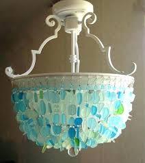 coastal pendant lights medium size dining room