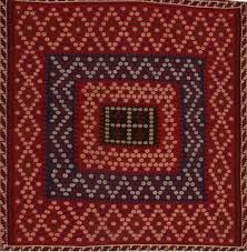 kilim red square flat woven 3 10 x 4 0 area rug