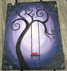 full size of swing hearts simple painting ideas canvas easy painting ideas design