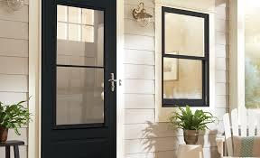 best storm doors and screen doors for
