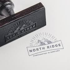 Stamp Design North Ridge Stamp Design