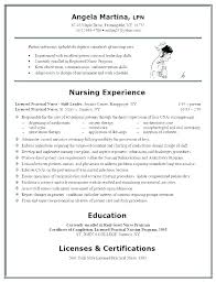 Graduate Nursing Resume Sample New Grad Nursing Resume Nurse ...