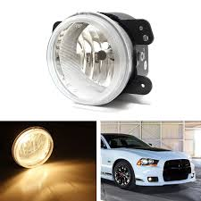 Jeep Tj Fog Light Bulb Replacement Ijdmtoy One Piece 1 Replacement Fog Light Lamp W H10 9145 Halogen Bulb For Jeep Wrangler Grand Cherokee Dodge Charger Journey Magnum Chrysler