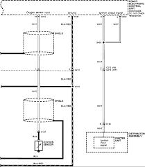 faq obd0 obd1 distributor wiring honda tech this is a gsr distributor wire diagram
