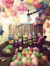 surprise room decoration party planner