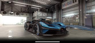 'like riding on a cannonball': Bugatti Bolide Csr2 Tune And Shift Pattern