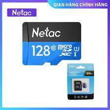 Thẻ nhớ Netac U1 dung lượng 128GB, giá chỉ 999,000đ! Mua ngay kẻo hết!