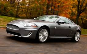 Jaguar Took the Roof off from the Most Powerful XK Coupe - Jaguar ...