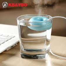 <b>KBAYBO</b> USB <b>Mini</b> air diffuser Air Humidifier Aroma Diffuser Steam ...