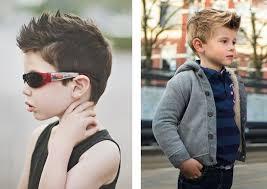 Stylové účesy Pro Chlapce