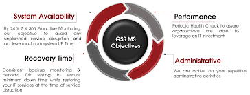 gerab system solutions managed services objectives