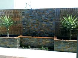 build outdoor water fountain rock making a diy with clay pots your own
