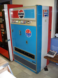Antique Pepsi Vending Machine Enchanting Vintage Pepsi Vending Machine Vintage Vending Machines Pinterest