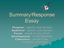 Response Essay Sample      Examples in Word  PDF SlidePlayer a essay about music Free Essays and Papers Cheap write my essay determining  fate in julius