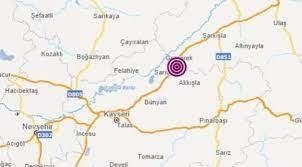 Son dakika... Kayseri'de 4.6 büyüklüğünde deprem - Son Dakika Haberleri  İnternet