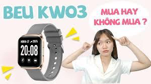 So sánh chi tiết Đồng hồ thông minh Đồng hồ định vị trẻ em Masstel Smart  Hero 2 với Đồng hồ thông minh BeU Fit KW03