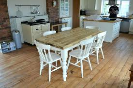 round farm kitchen table shabby chic dining tables farmhouse end table plans