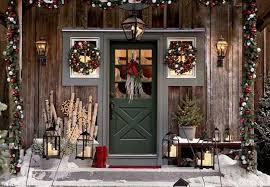 christmas front door decorations30 Spectacular Front Door Decoration Ideas for Christmas and
