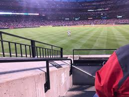 Busch Stadium Section 197 Row 4 Seat 17 St Louis