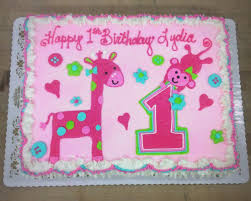 First Birthday Cake Girl Pinterest Amazingbirthdaycakecf
