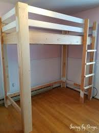 diy loft beds for kids