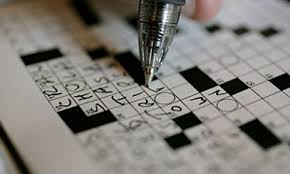 Heart Chart Crossword Im A Dab Hand At Crosswords But Its Nothing To Do With