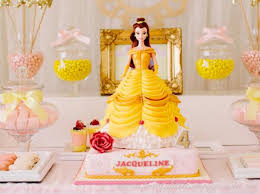 Belle Birthday Decorations Kara's Party Ideas Princess Belle Inspired Beauty and the Beast 15
